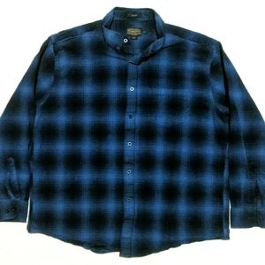 Pendleton Mens 2XL Long Sleeve Button Down Shirt